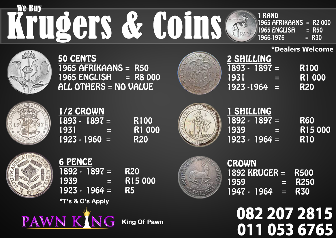 PawnKing Coin Flyer